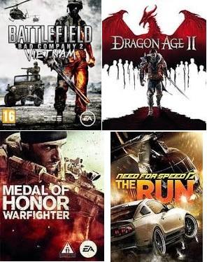 [PC] Diverse games voor €2,49 @ Origin Store