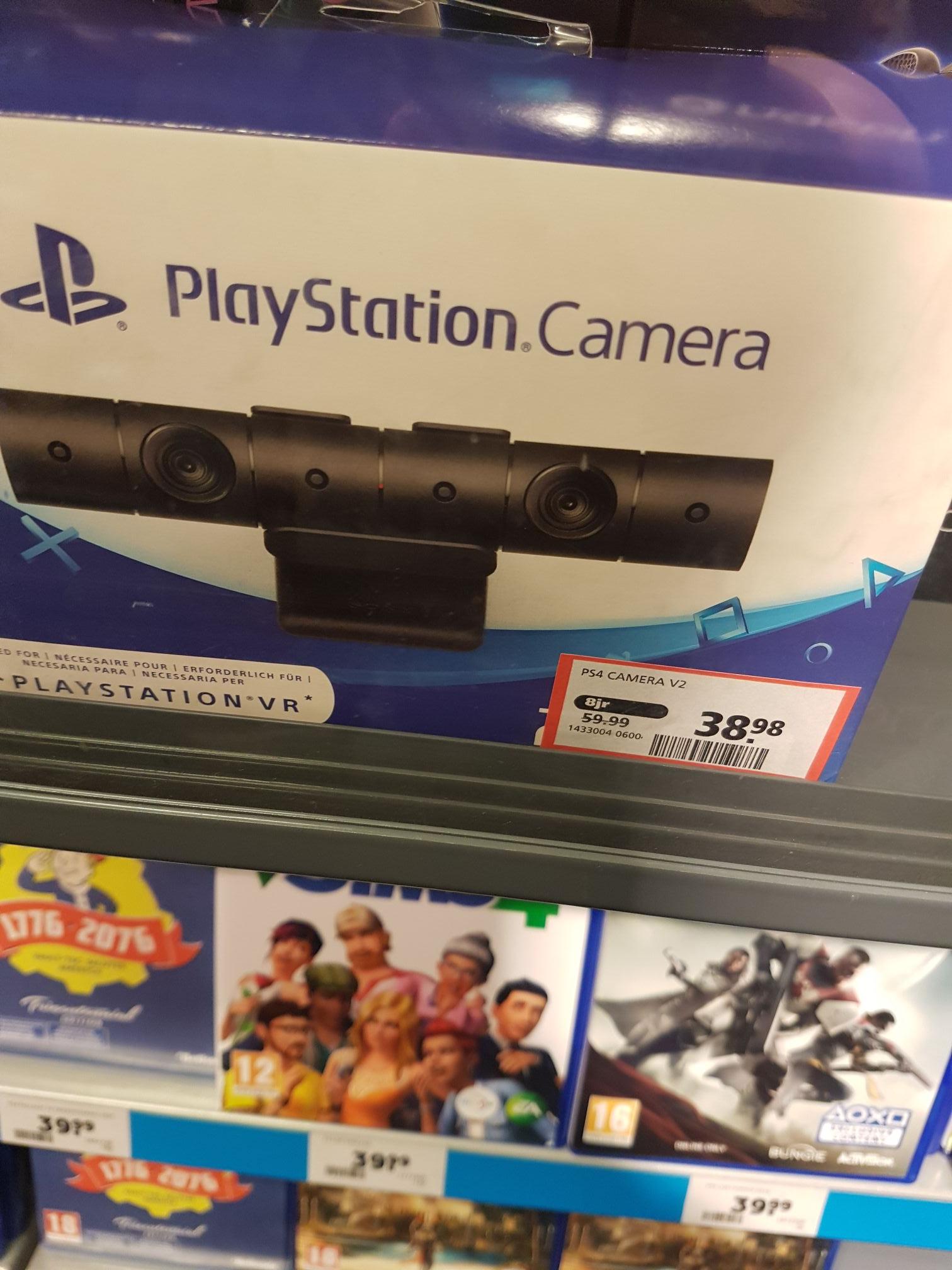 Ps4 camera de v2 editie