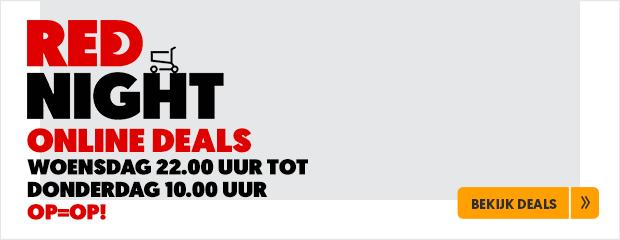 Red Night aanbiedingen vanaf 22:00 @ Mediamarkt