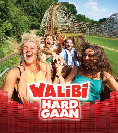 Korting op Walibi kaartjes (€23,50) @ HEMA