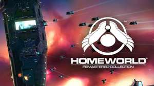 Homeworld Remastered Collection    48h deal normaal €31.99