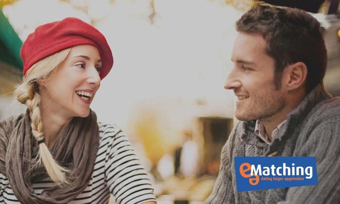 e-Matching 1, 3, 6 of 9 maanden actief lidmaatschap (50%-57% korting)