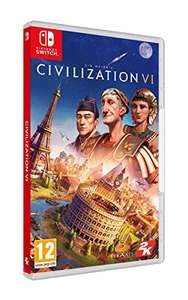 Civilization VI Nintendo Switch @Amazon.fr