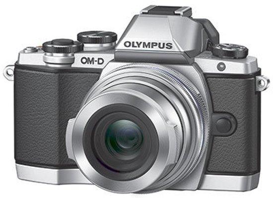 Olympus OM-D E-M10 Mark II systeemcamera + 14-150mm lens voor €558,99 @ Bol.com