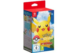 [Grensdeal] Pokemon: Let's Go Pikachu! + Poke Ball Plus @Saturn