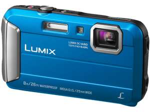 Panasonic LUMIX DMC-FT30 - Licht blauw @ Media Markt