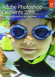Adobe Photoshop Elements 2019 | PC/Mac @Amazon.de
