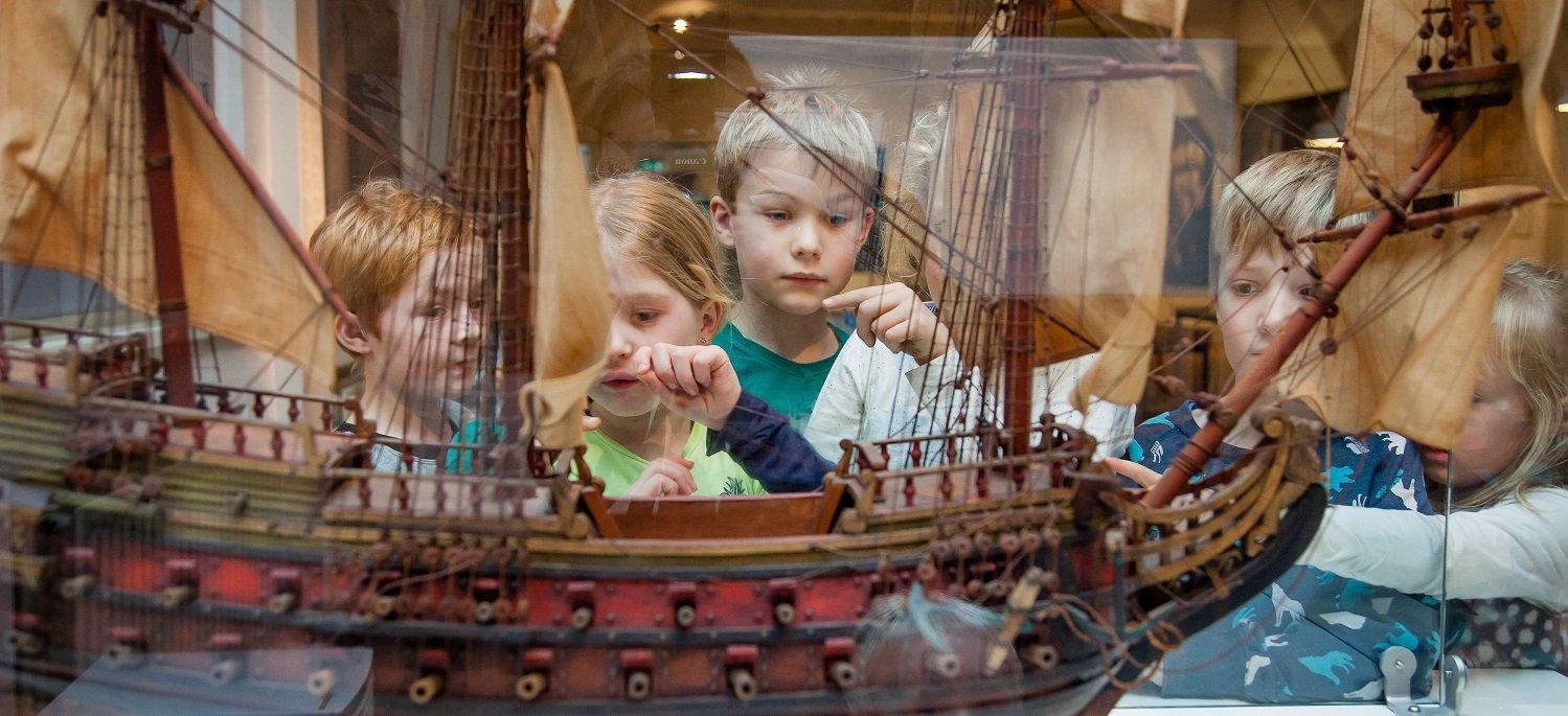 Bezoekers tot 18jr Gratis toegang Museum Prinsenhof [Delft]