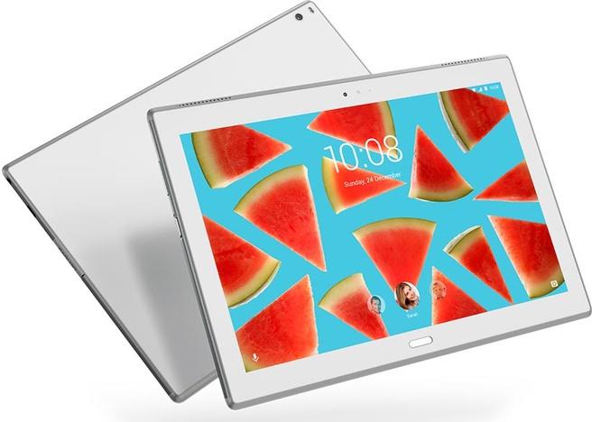 "Lenovo Tab 4 Plus - 10"" - 32GB - 3GB (wit) @ Media Markt"