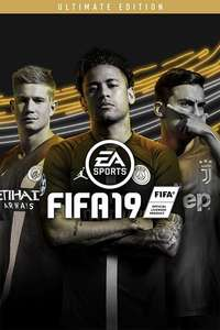 Fifa19 ultimate edition xbox one
