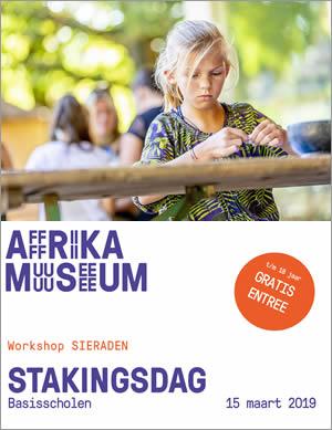 GRATIS entree en SIERADEN workshop in het Afrika Museum [Nijmegen]