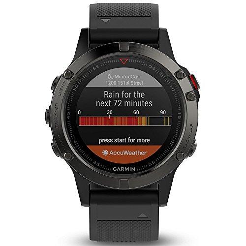 Garmin Fenix 5 - GPS multisport smartwatch