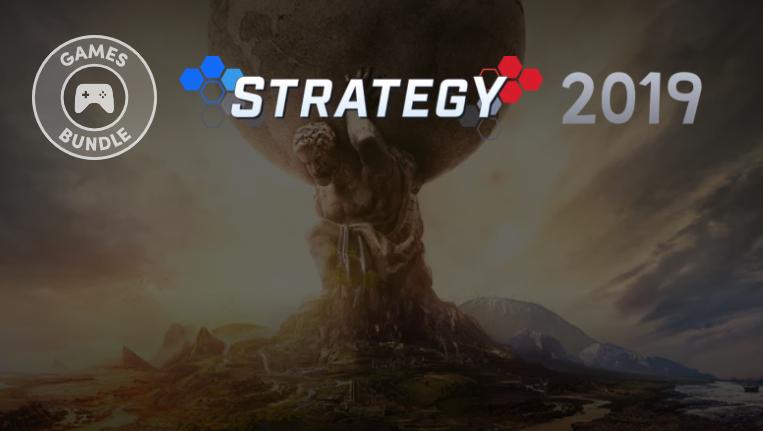 Humble Strategy Bundle 2019 (Steam) vanaf €0,89