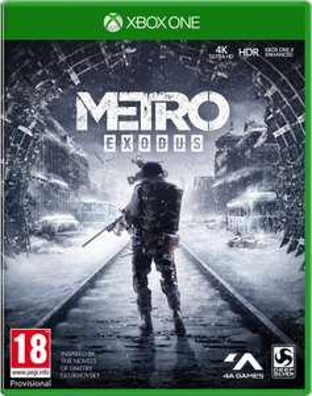 Metro Exodus Day One (Xbox One) @ Bol.com Plaza