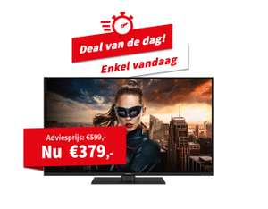 "Panasonic TX49FX555E 49"" Full LED Smart 4K TV @ Art & Craft"