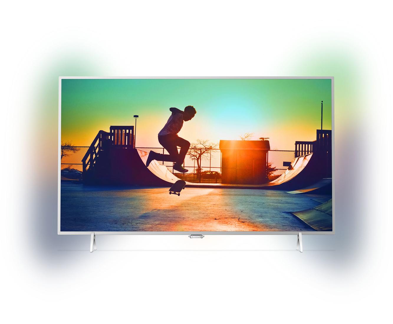 Philips 49PUS6432 49-inch 4K-tv voor €499 @ AO.nl