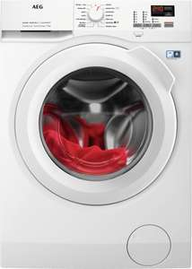 AEG L6FB74KT wasmachine met Gratis Curver wasmand @ Makro