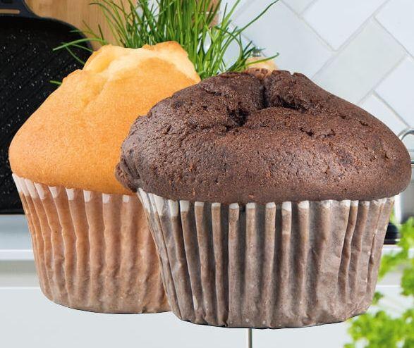 2 Muffins gratis @DekaMarkt