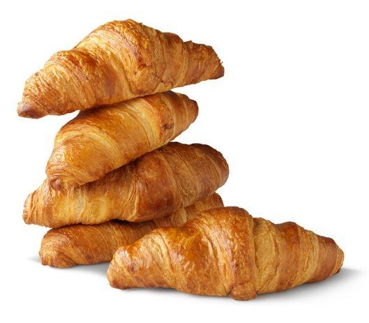 5 Roomboter Croissants voor €1 @Vomar