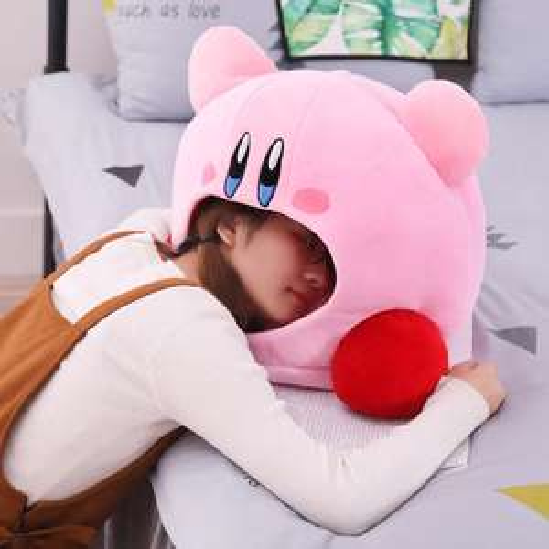 Pluche Kirby kussen @Aliexpress