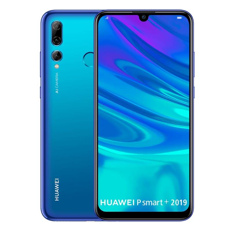Huawei P Smart+ (2019) @mobiel.nl icm Tele2 Mnd Opz voor €192,69 en €50 inruilkorting