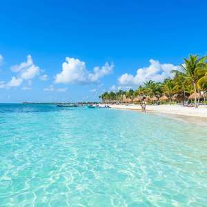 Vliegtickets: Lastminute retour Brussel - Cancun (Mexico) voor €280 @ Tui