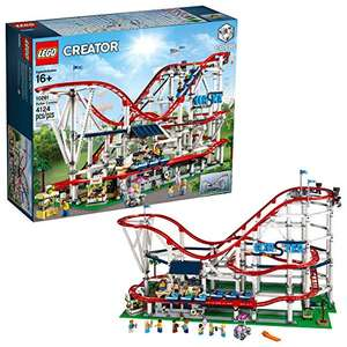 Lego rollercoaster (10261)
