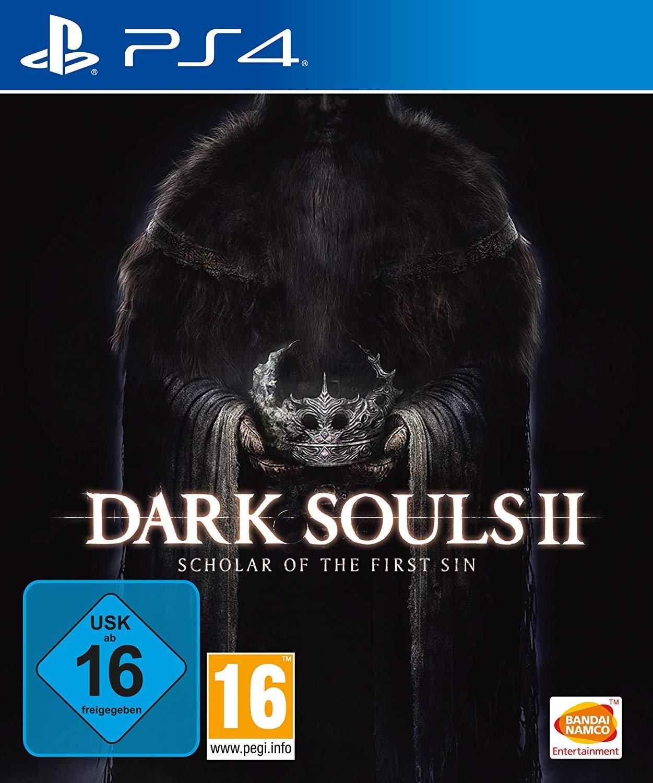 Dark Souls 2 - Scholar of the First Sin (PS4) @ Amazon.de