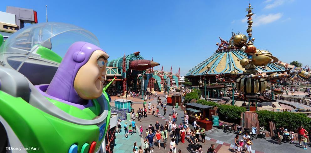 2 Dagen Toegang + 2 Overnachtingen Disneyland Paris @ Travelcirus