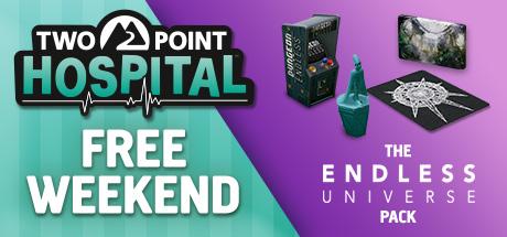 Two Point Hospital gratis te spelen tijdens het weekend