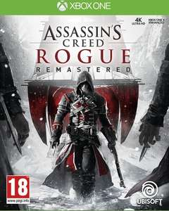 Assassin's Creed - Rogue Remastered (Xbox One) @ Bol.com