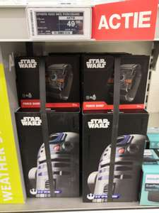 R2-D2 droid inclusief Force Band @Makro