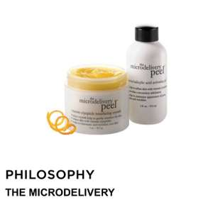 Philosophy Microdelivery Peel 45 euro @ Ici Paris XL