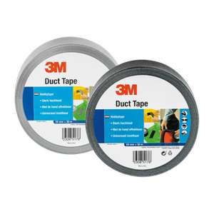 3M Duct tape 50mm x 50m @ Aldi