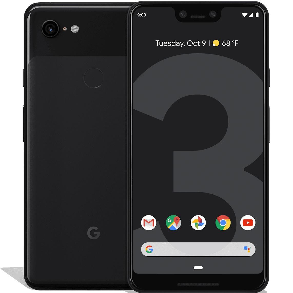 [grensdeal] Google pixel 3 XL 599 Saturn.de