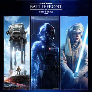 Star Wars Battlefront (Hoth bundle PS4) @ US PSN