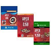 25% korting op Apex Legends coins bij Amazon.de