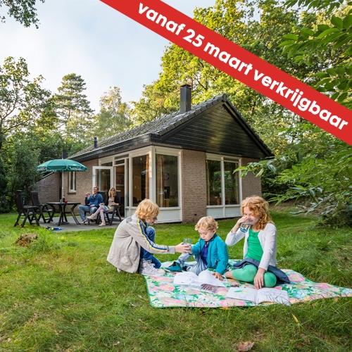 HEMA bungalowweken Landal Greenparks 159,- / 179,-