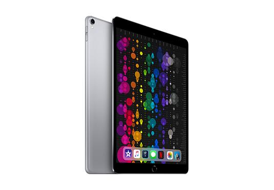 Dikke korting op Apple iPad Pro 10.5 (2017) WiFi + Cellular 64GB Grijs
