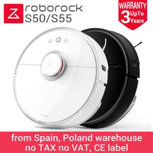 Flash sale - xiaomi roborock s50 (v2) €335