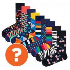 Sale op Sokken en Boxers | o.a. Happy Socks, Head & Björn Borg @Sokken.nl