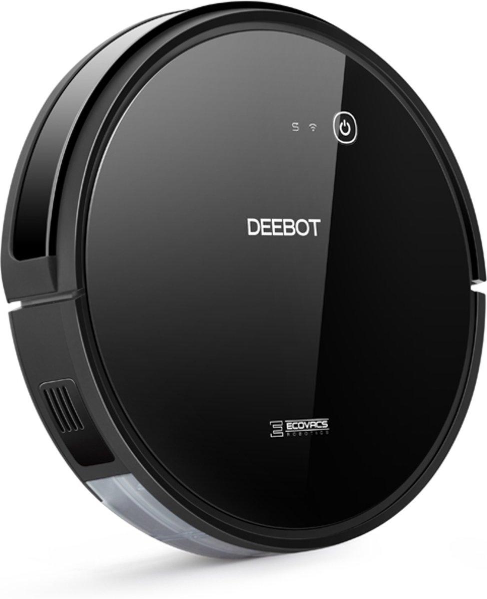 Ecovacs Deebot 601 Robotstofzuiger zwart voor €160,99 @ Bol.com