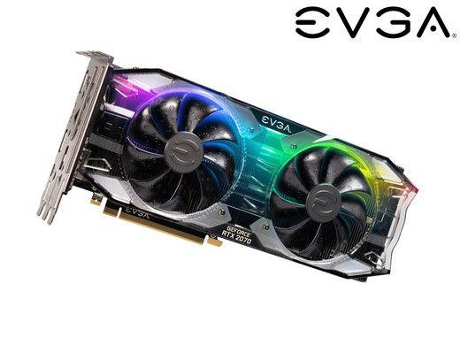 EVGA GeForce RTX 2070 XC Ultra Videokaart  @iBood