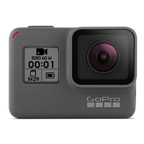 GoPro HERO 2018(1440p, Wi-Fi, Bluetooth) Zwart @Amazon.es