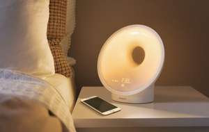 Philips Somneo Sleep & Wake-up Light Connect €139 + 6900 Rentepunten