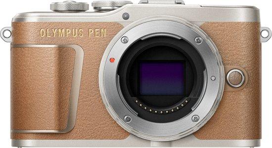 Olympus PEN E-PL9 body bruin voor €316,99 @ Bol.com