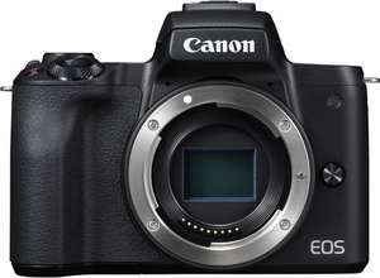 Canon EOS M50 Body systeemcamera voor €301,99 @ Bol.com