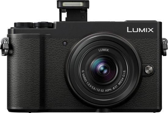Panasonic Lumix DC-GX9 + 12-32mm camera voor €538,99 @ Bol.com