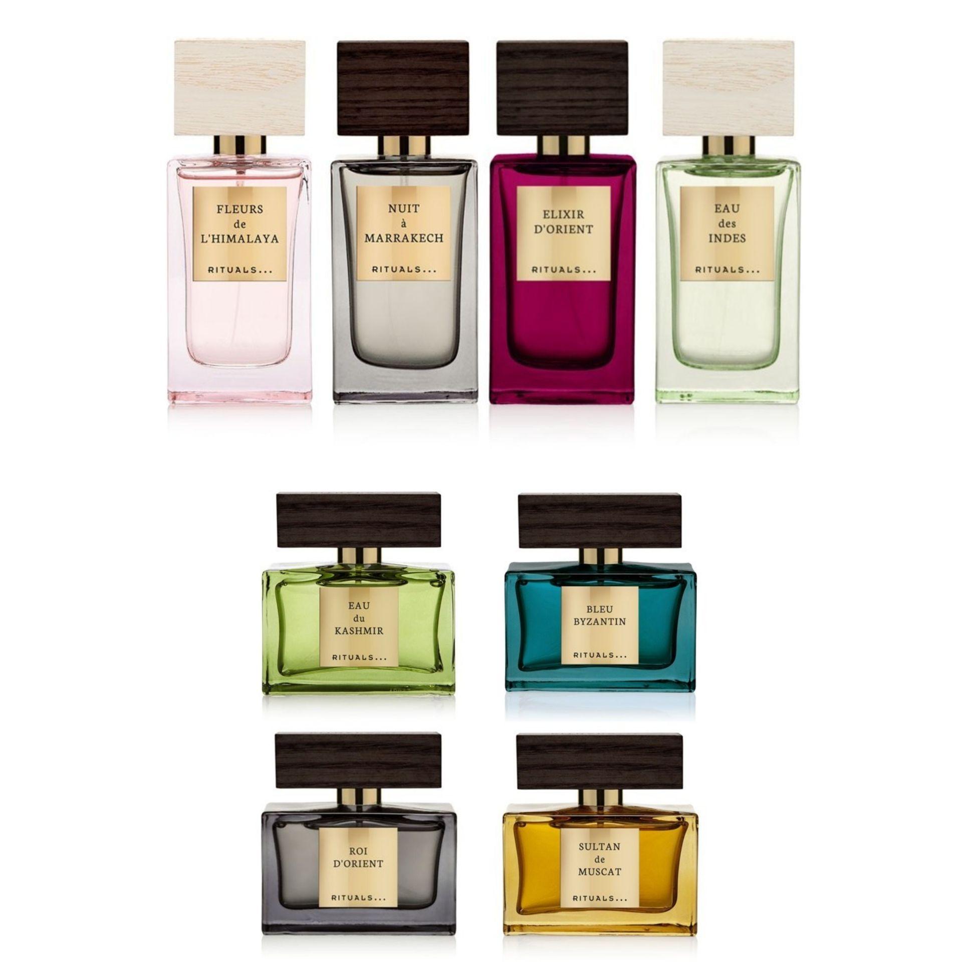 Rituals : 3 mini parfum voor €25,00 @Rituals