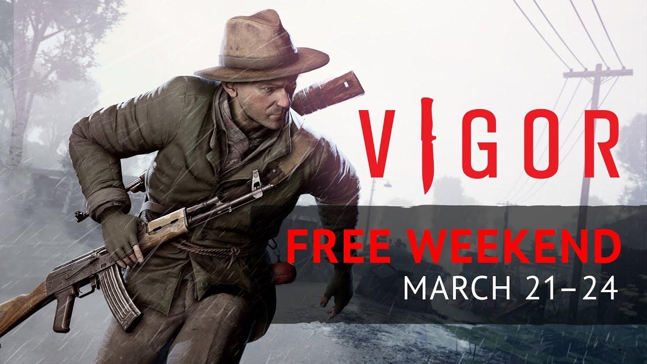 Vigor – Free Weekend voor Xbox Live Gold Members